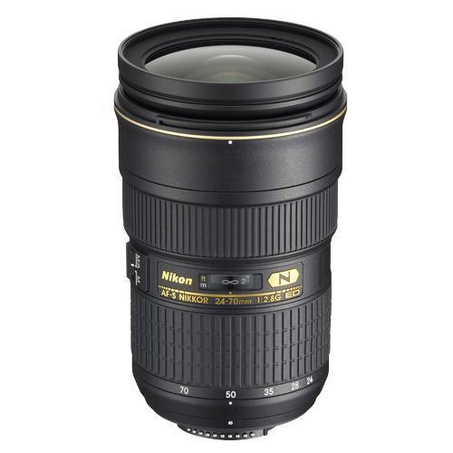 Nikon NIKKOR AF-S 24-70mm f/2.8G ED Lens