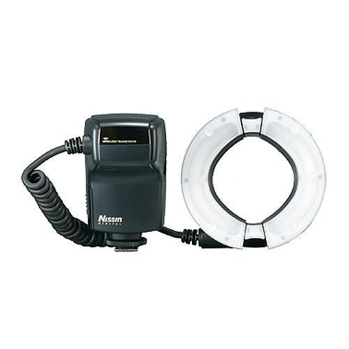 Nissin MF18 Macro Ring Flash for Canon
