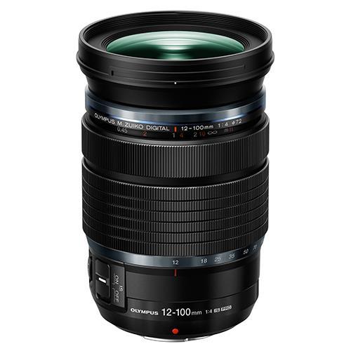 Olympus M.Zuiko Digital ED 12-100mm f/4.0 IS Pro Lens