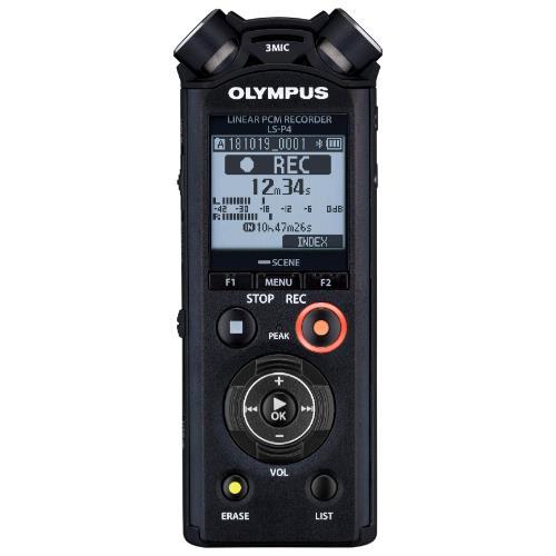 Olympus LS-P4 Linear Recorder