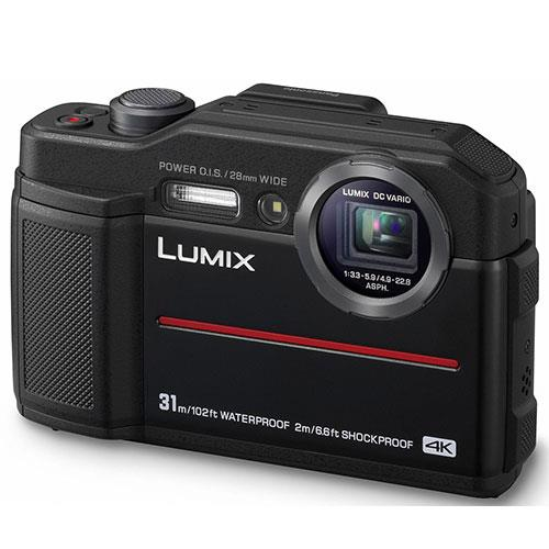 Panasonic Lumix DC- FT7 Digital Camera in Black