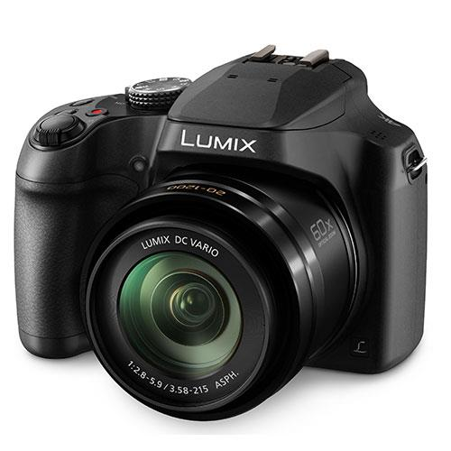 Panasonic Lumix DC-FZ82EB-K Digital Camera