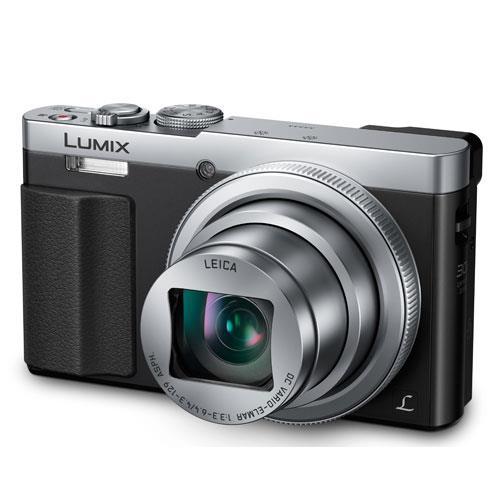 Panasonic Lumix DMC-TZ70 Camera in Silver