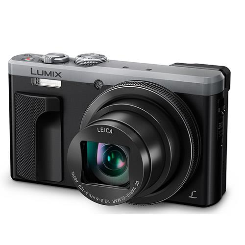 Panasonic Lumix DMC-TZ80 Camera in Silver