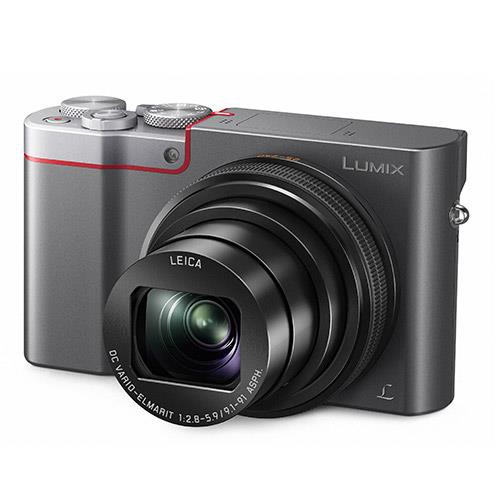 Panasonic Lumix DMC-TZ100 Camera in Silver