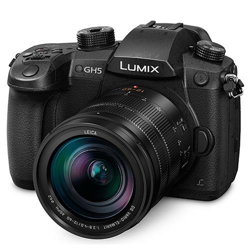 Panasonic Lumix DC-GH5 Mirrorless Camera