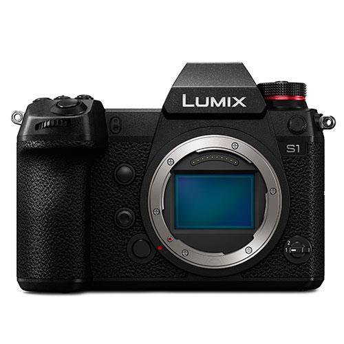 Panasonic Lumix DC-S1 Mirrorless Camera Body DC-S1E-K