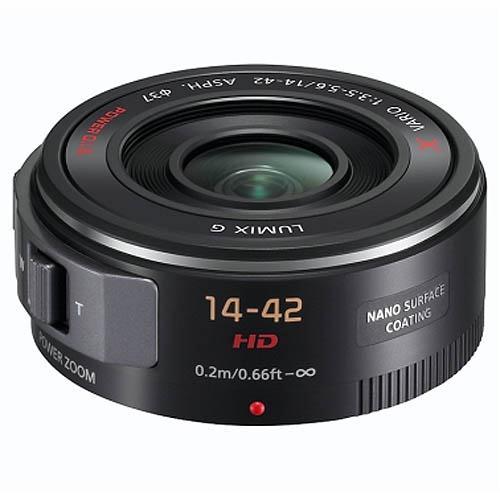 Panasonic 14-42mm f/3.5-5.6 X Series ASPH. POWER O.I.S. LUMIX G PZ