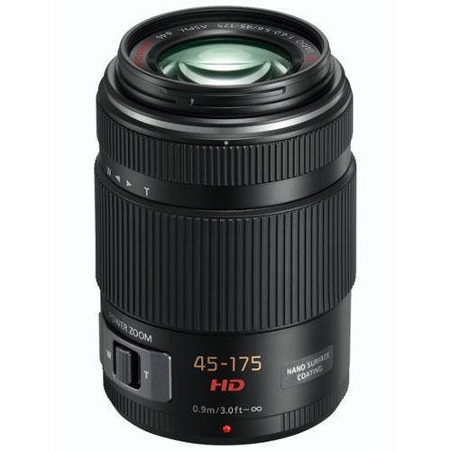 Panasonic 45-175mm f/4.0-5.6 ASPH. POWER O.I.S. X VARIO PZ Lens