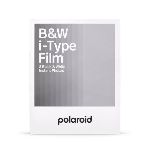 Polaroid Originals Black and White Film for i-Type Cameras