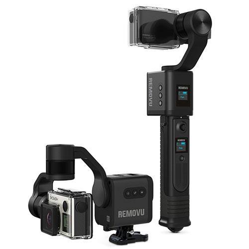 Removu S1 Smart Gimbal Stabiliser for GoPro