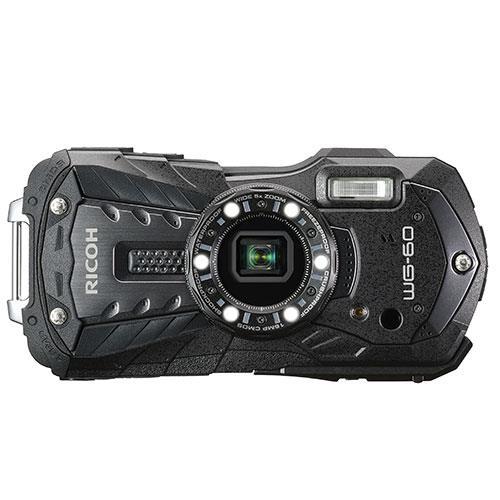 Ricoh WG-60 Digital Camera in Black