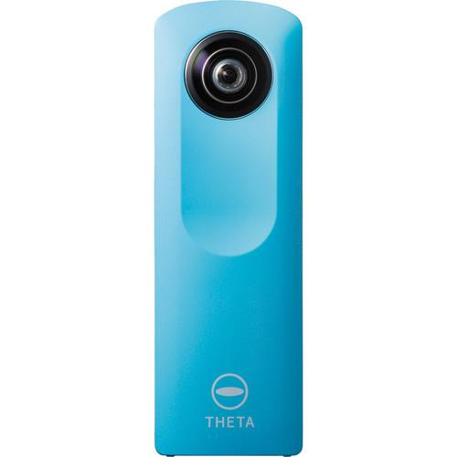Ricoh Theta M15 Camera in Blue