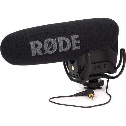 Rode VideoMic Pro-R Microphone