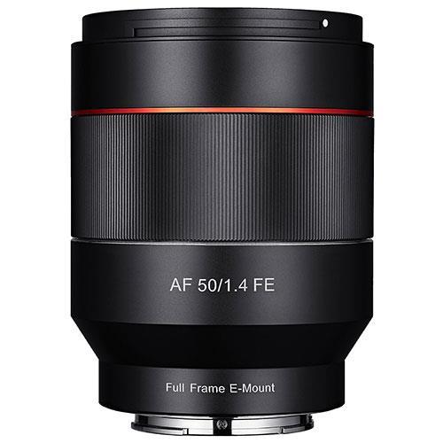 Samyang AF 50mm f/1.4 Lens Sony FE Fit