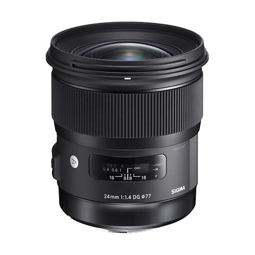 Sigma 24mm f/1.4 DG HSM Lens for Canon