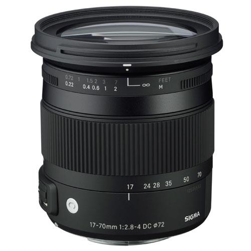 Sigma 17-70mm f/2.8-4 DC Macro OS HSM for Nikon