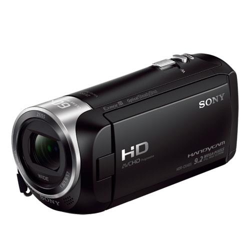 Sony HDR-CX405 HD Camcorder
