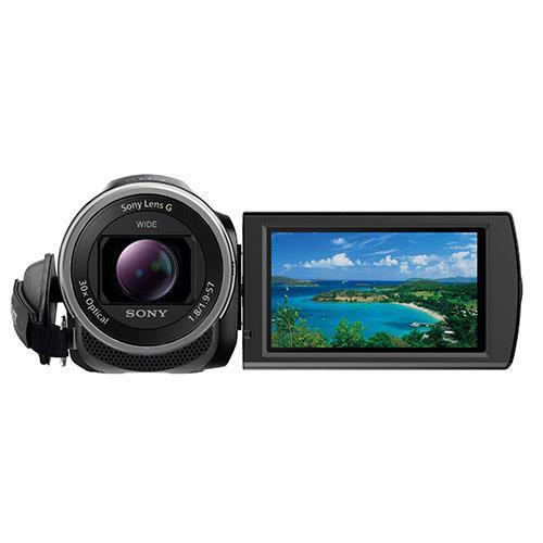Sony CX625 Handycam Camcorder with Exmor R CMOS sensor