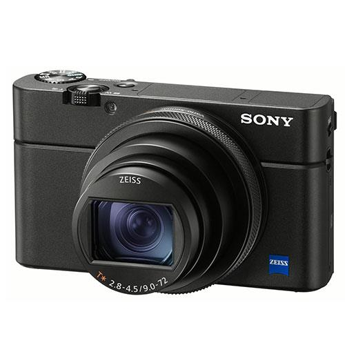 Sony Cyber-Shot DSC RX100 MkVI Digital Camera