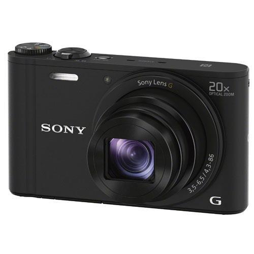 Sony Cyber-shot DSC-WX350 Digital Camera