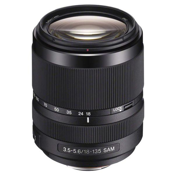 Sony 18-135mm f/3.5-5.6 SAM Lens
