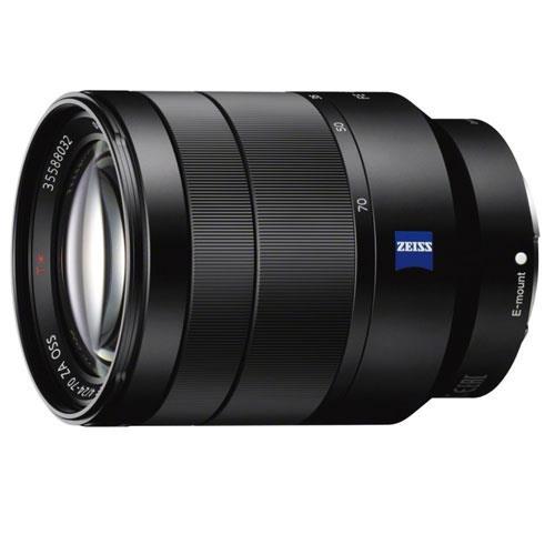 Sony FE 24-70mm f/4.0 ZA OSS Vario-Tessar T Lens