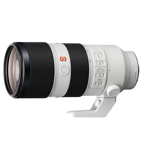 Sony FE 70-200mm f/2.8 G Master OSS Lens