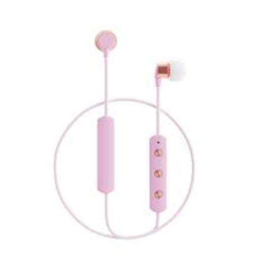 Sudio TIO Bluetooth In-Ear Headphones Pink