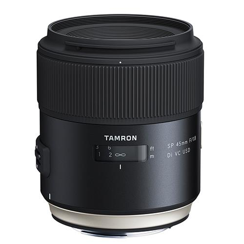 Tamron SP 45mm f/1.8 Di VC USD for Lens Canon