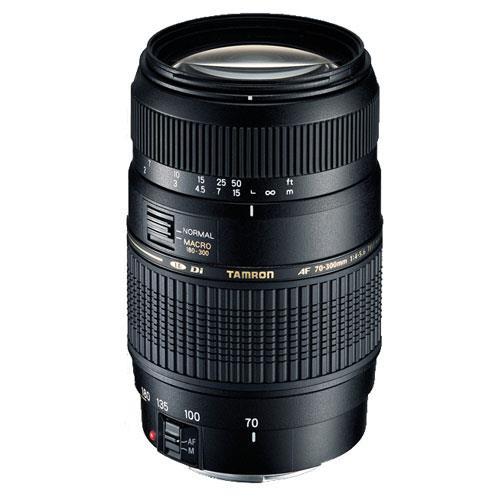Tamron AF 70-300mm f/4-5.6 Di LD Macro Lens (Canon)