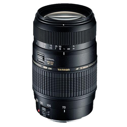 Tamron AF 70-300mm f/4-5.6 Di LD Macro Lens (Sony)