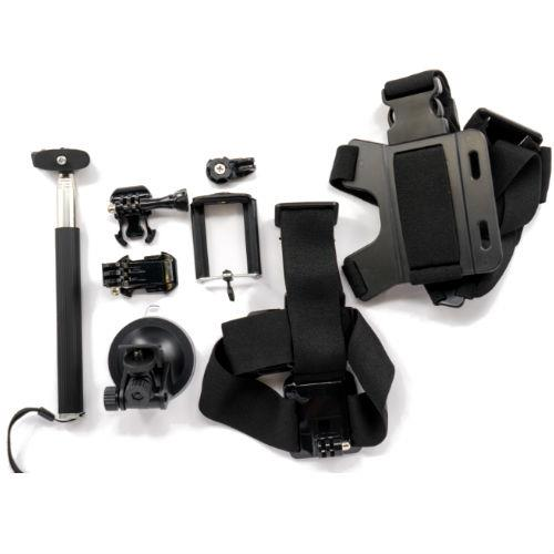 Tecno Action Camera Accessory Kit