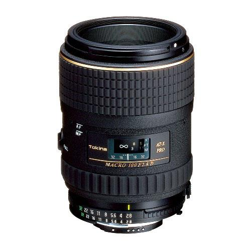 Tokina 100mm F2.8 AT-X Pro M D Lens for Canon