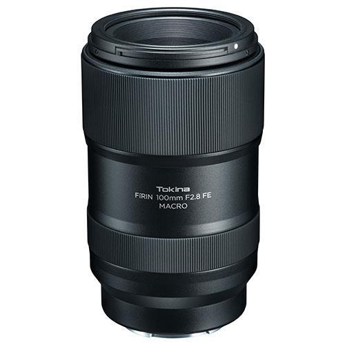 Tokina Firin 100mm f/2.8 Macro Lens for Sony FE Mount
