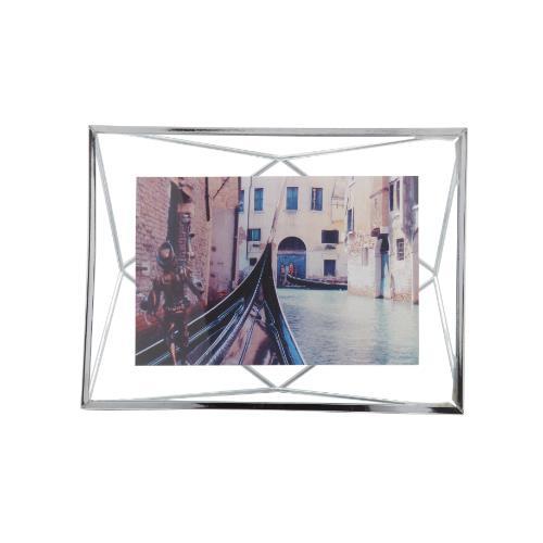 Umbra Prisma Photo Display 6 x 4' Chrome
