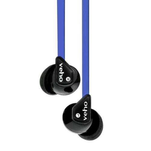 Veho Z-1 Blue Headphones