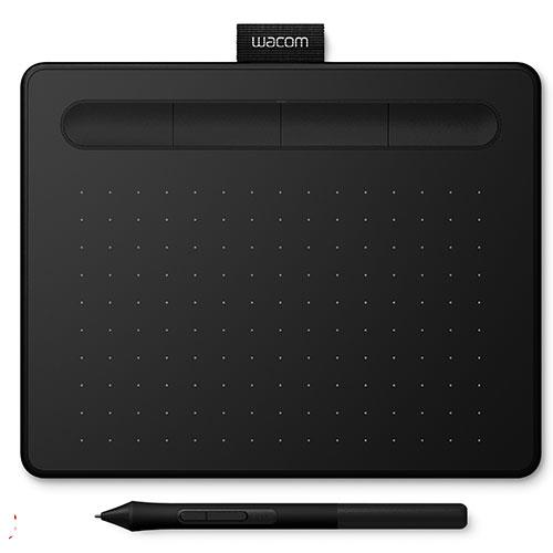 Wacom Intuos M Bluetooth Graphics Tablet in Black