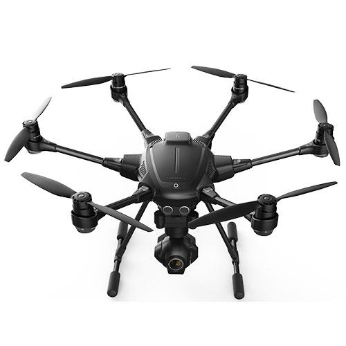Yuneec Typhoon H Pro Drone with CG03+ Camera, 2x Batteries and Backpack