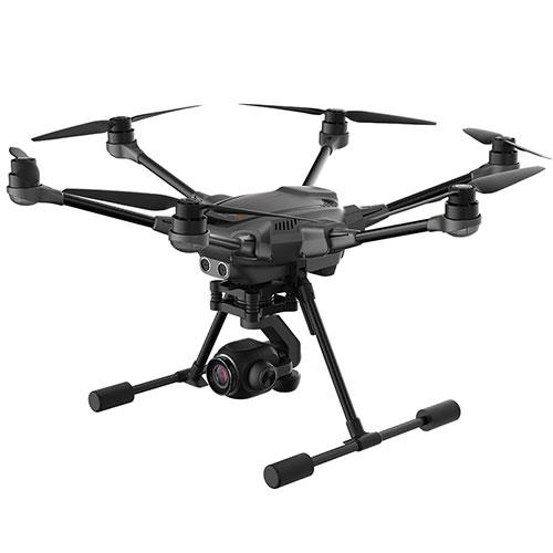Yuneec Typhoon H Plus Drone with C23 Camera and 2 Batteries