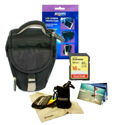 Jessops Bridge 16GB Holster Bundle