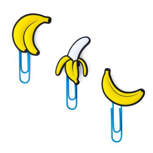 Mustard Banana Picture Hangers